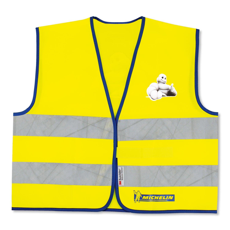 Michelin 92415 Chaleco de seguridad infantil, segú n normativa EN 1150 según normativa EN 1150