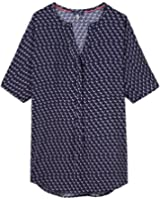 Joules Carys Tunic French Navy Oyster Catcher size 8