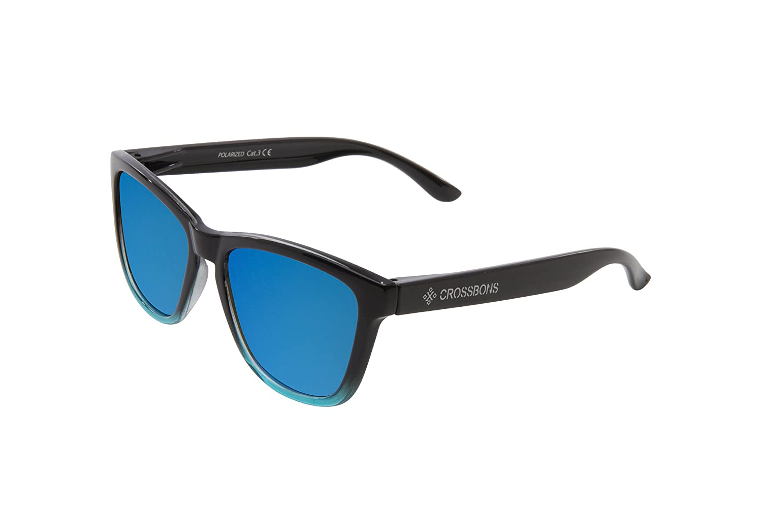 Gafas de Sol Crossbons CALIFORNIA BLUE PL-CBBL-1032: Amazon ...