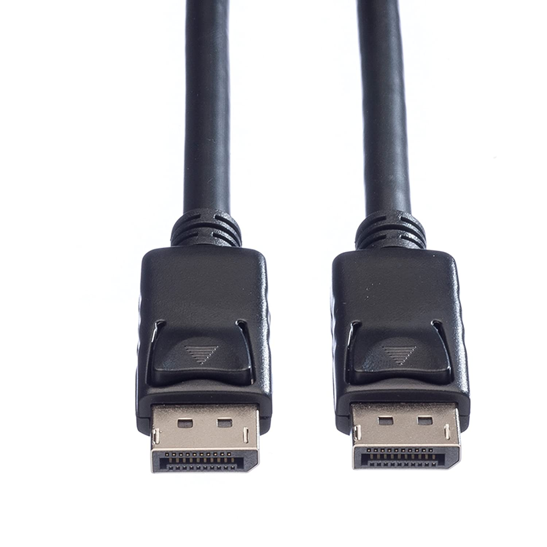ROLINE DisplayPort Kabel v.1.2 | DP St-St | Anschluss: Amazon.de ...