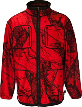 Softshell Mossy À La Veste Red Chasse Shooterking xIwSqqF4