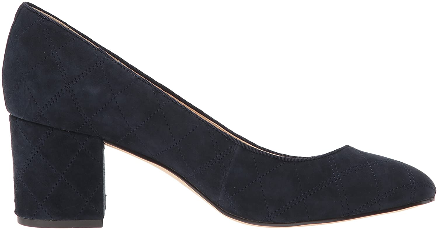 Nine West Women's Ceciley Pump Suede B06X3VH37D 7 B(M) US|Navy Suede Pump 602eab