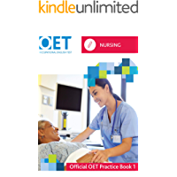 OET Nursing: Official OET Practice Book 1