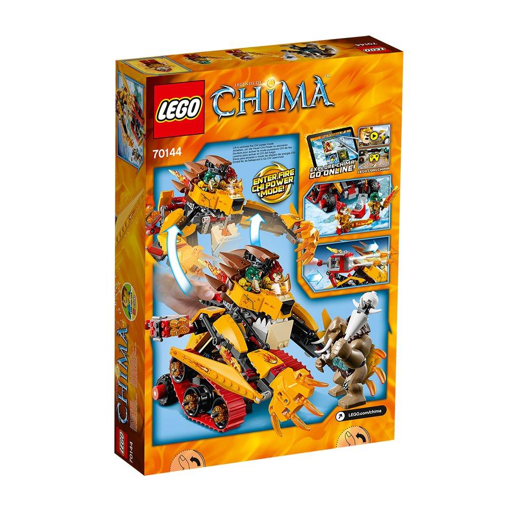 De Of Chima 70144 Lego Legends Jeu Construction Playthèmes Le uTFJclK13