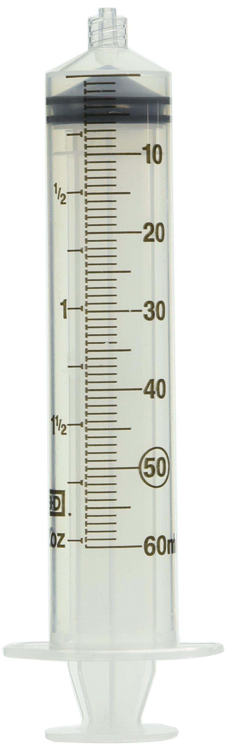 BD Syringe with Luer-Lok Tip, 40 Count