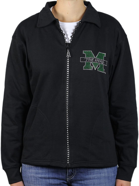 Nitro USA NCAA Crystal Zipper Jacket