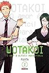 Wotakoi: O Amor É Dificíl Para Otakus Vol. 2