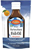 Carlson - The Very Finest Fish Oil Travel Packets, 1600 mg Omega-3s, Cognitive Health, Joint Support & Cardiovascular…