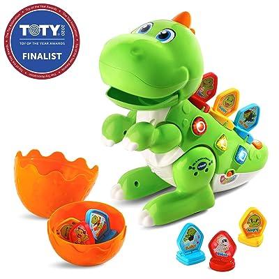 VTech Mix and Match-a-Saurus, Green: Toys & Games