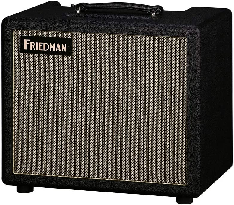 Friedman Amplification Jerry Cantrell 20W Combo Series FX Loop Celestion G12M 65 Creamback