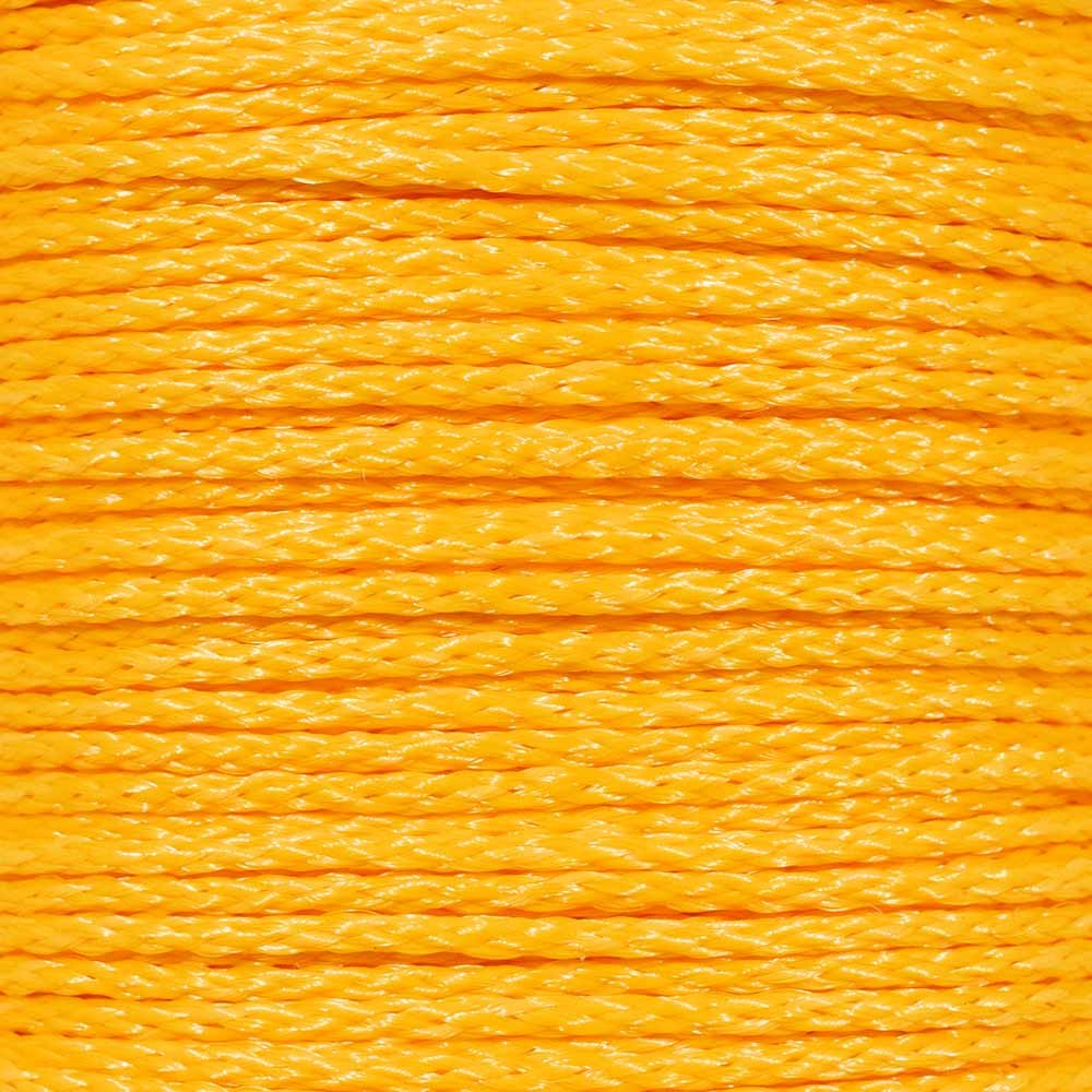 Large Variety of Colors and Diameters 50 and 500 Foot Lengths Paracord Planet 25 250 Hollow Braid Polypropylene Rope 10 100