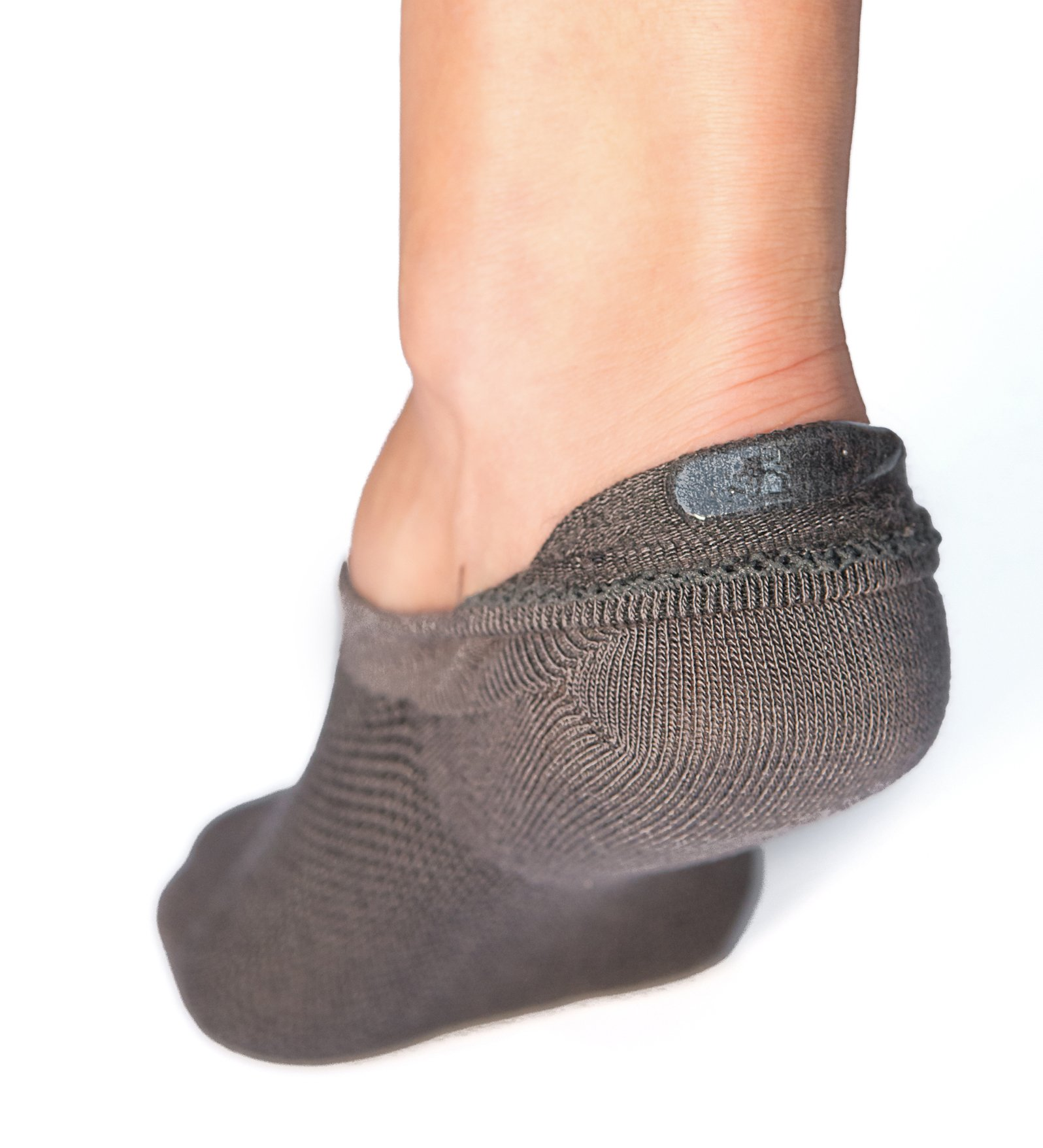 Bam&bü Women's Premium Bamboo No Show Casual Socks - 3 or 4 pair pack - Non-Slip by bam & bü (Image #6)
