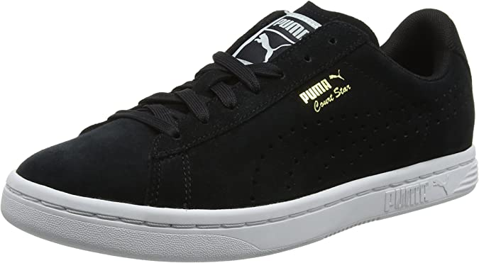 PUMA Court Star Suede, Sneakers Basses Mixte Adulte