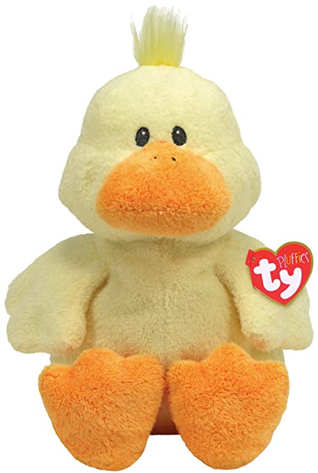Amazon.com  TY Pluffie Waddler  Toys   Games 9d5b2d9f05a3