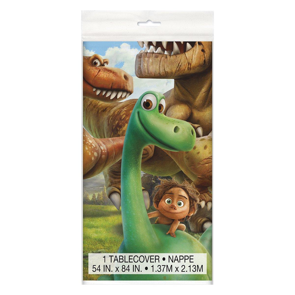 Unique The Good Dinosaur Plastic Tablecover 42853