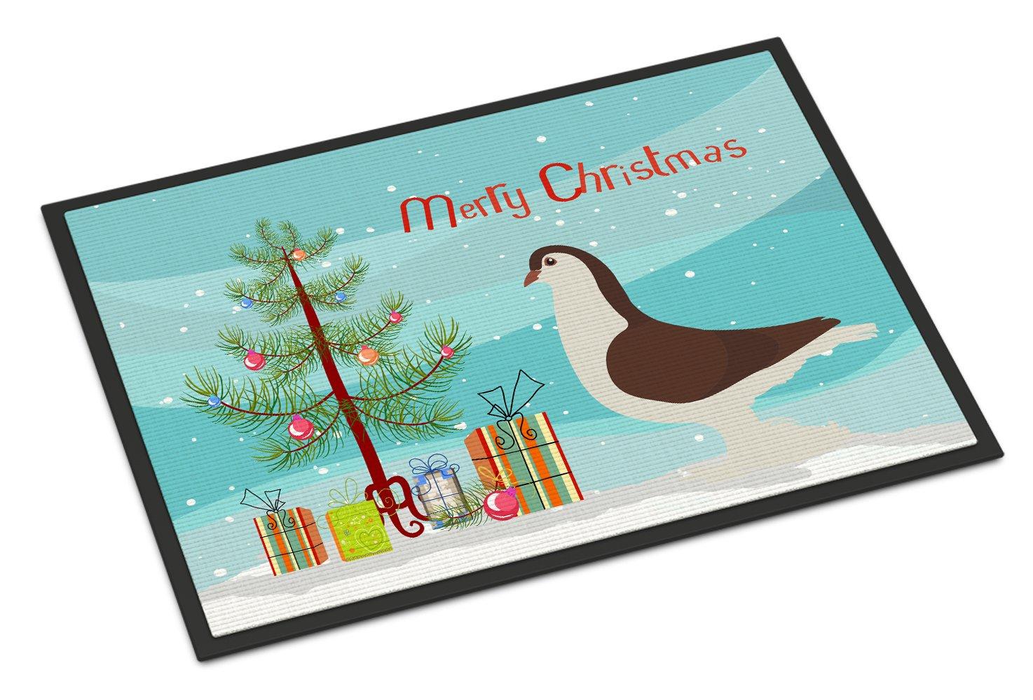 Carolines TreasuresAlpaca Christmas Doormat 18 x 27 Multicolor