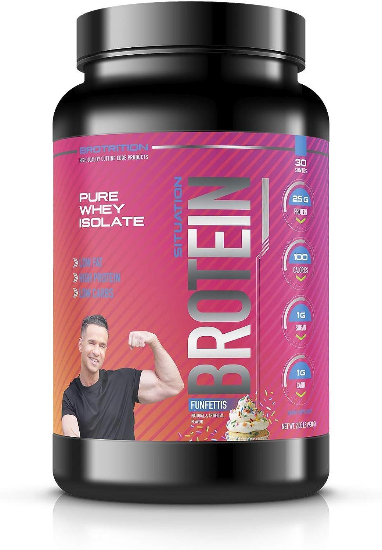 brotrition brotein funfettis (funfettis, 2.05 lb)