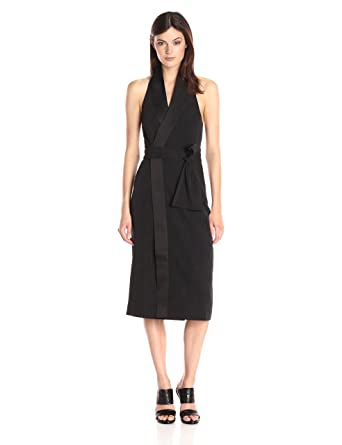 Keepsake The Label Women's White Shadows Dress, Black, X-Small