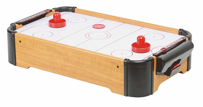 Spetebo Mini Air Hockey Tisch mit Zubehör