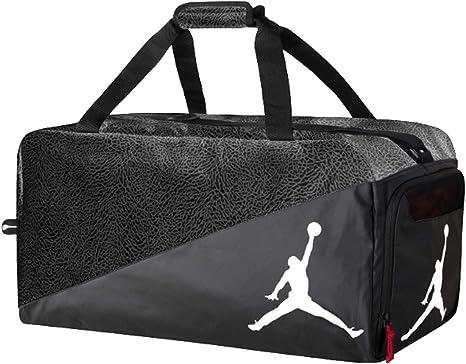 Nike Jordan Jumpman Sports - Borsone sportivo, unisex per adulto