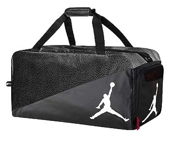 df50f00511 Nike Jordan Jumpman Sports élémentaire Sac de Sport, Adulte - Unisexe  (Bagage Uniquement)