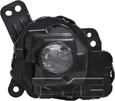 TYC 19-6143-00-1 Replacement Fog Lamp for Jeep Renegade