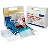 Pac-Kit by First Aid Only Bloodborne Pathogen Bodily Spill Kit, 24 Piece Kit
