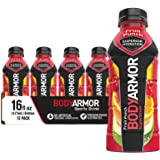 BODYARMOR Sports Drink Sports Beverage, Fruit Punch, Natural Flavors With Vitamins, Potassium-Packed Electrolytes, No Preserv