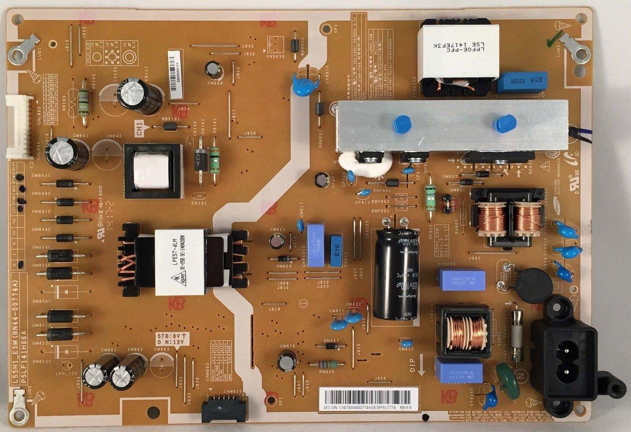 Samsung BN44-00774A Power PCB Genuine Original Equipment Manufacturer (OEM) part for Samsung