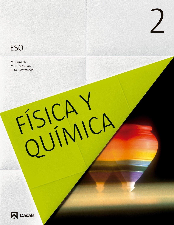 Física y Química 2 ESO (2016) - 9788421860878: Amazon.es: VV.AA ...