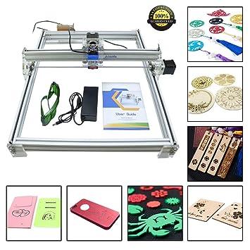 HUKOER 40X50 CM Kits de grabador láser CNC de bricolaje Máquina de ...