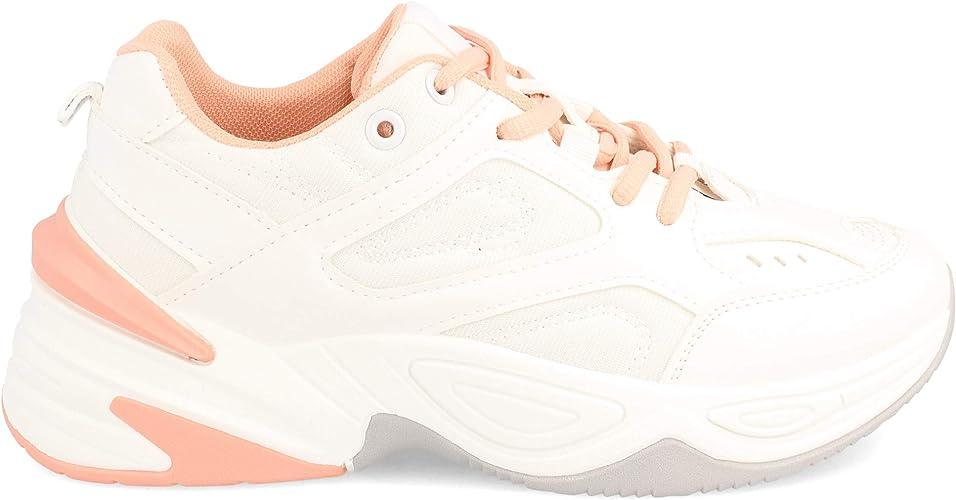 Zapatillas Plataforma de Mujer Casual Altas de Cordones Sneakers ...