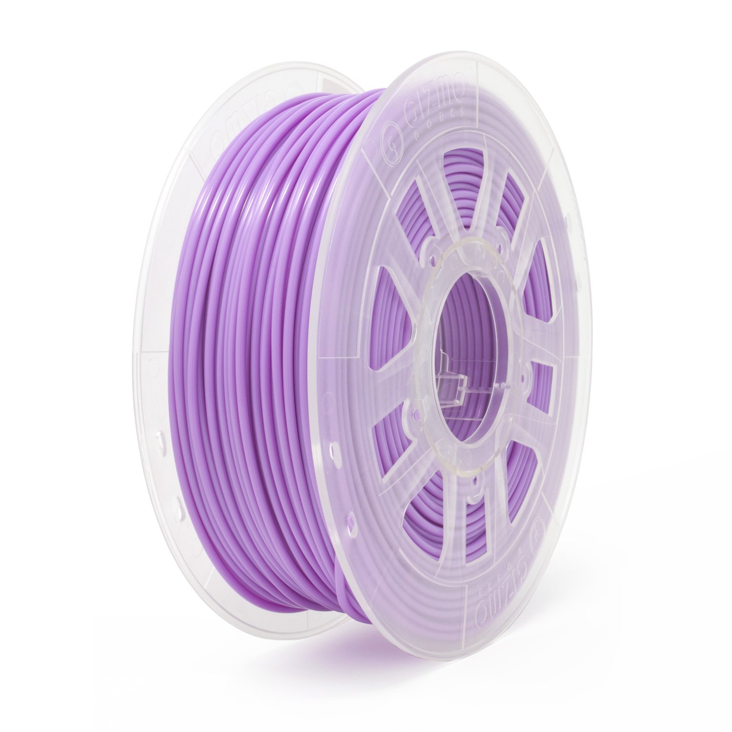 Violet Gizmo Dorks 1.75 mm ABS Filament 1 kg for 3D Printers