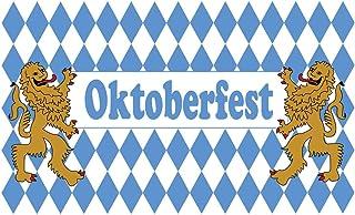 TrendClub100/® Banderas Oktoberfest 150x90 cm 90x150cm