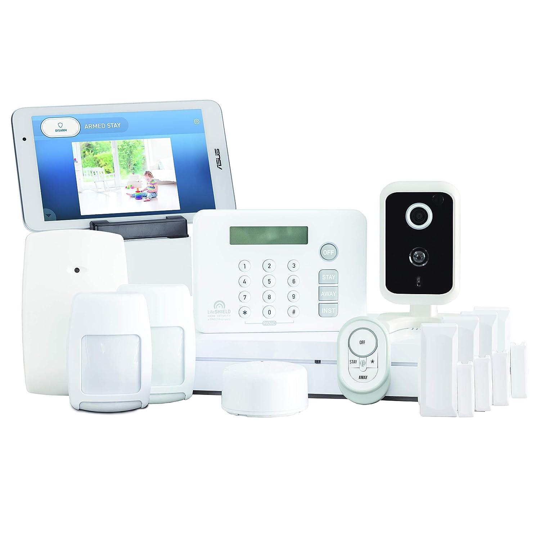 Amazon.com: LifeShield Home Security Advantage Kit con ...