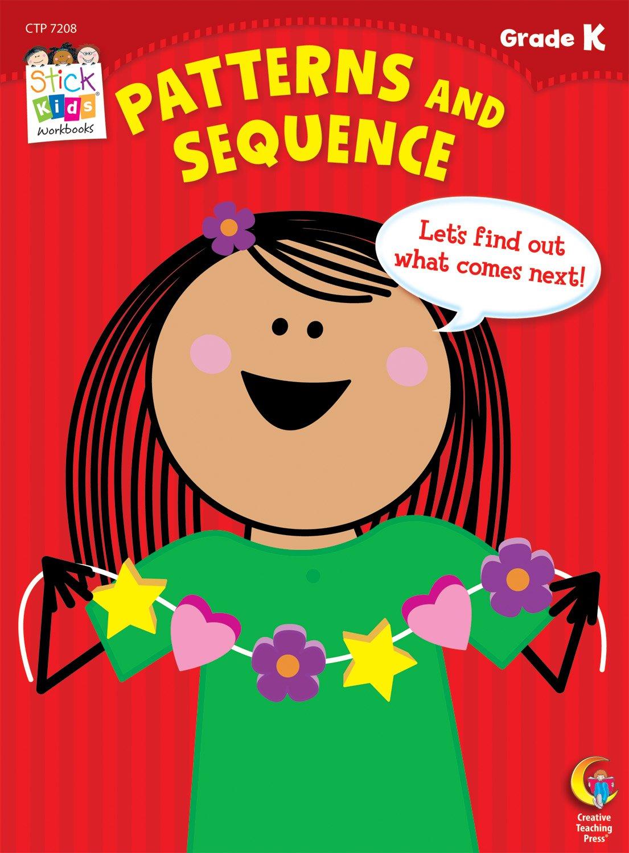 Patterns and Sequence Stick Kids Workbook, Grade K (Stick Kids Workbooks) Text fb2 ebook