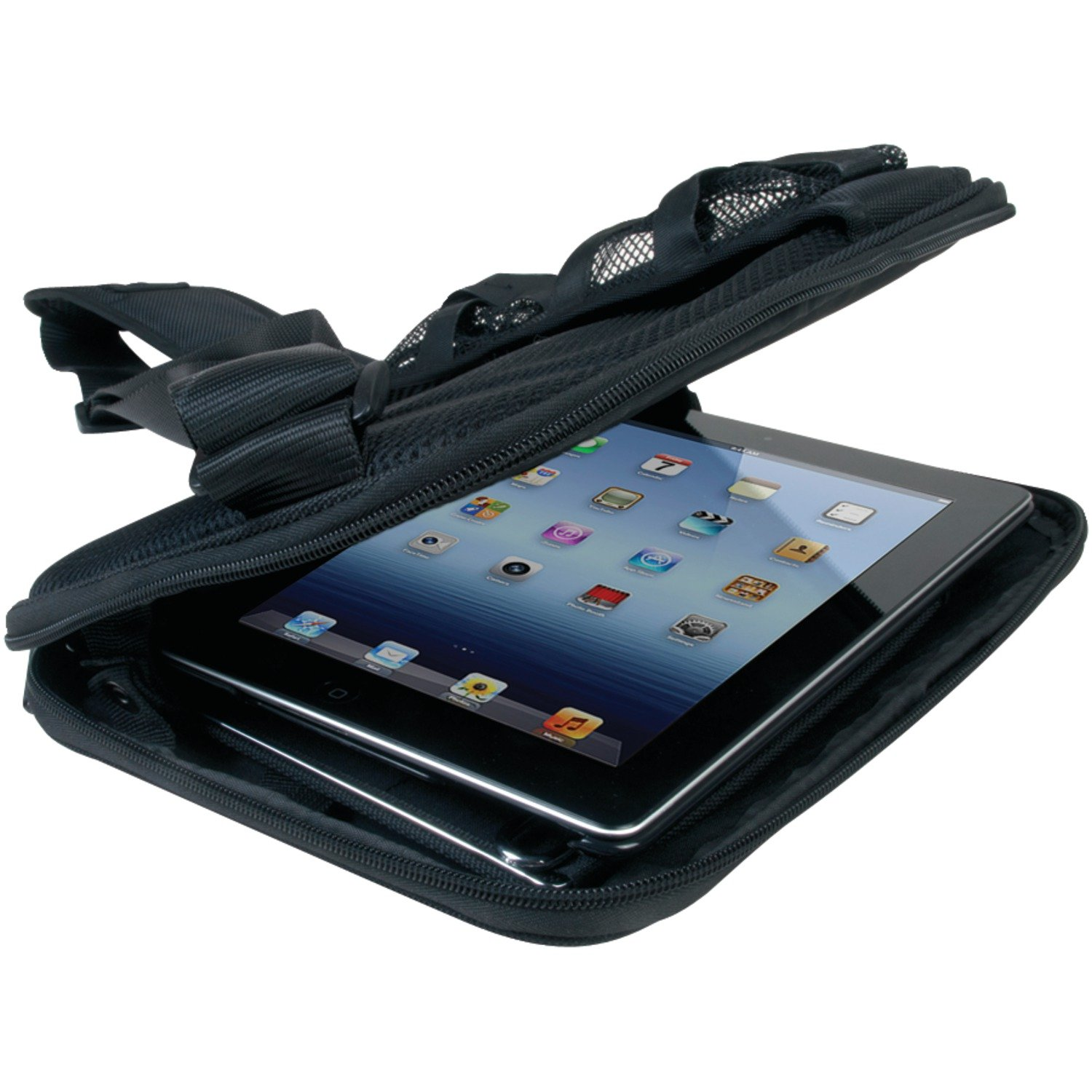 CTA Digital Hands-Free Carrying Case for iPad 2/3 (PAD-HFCC)