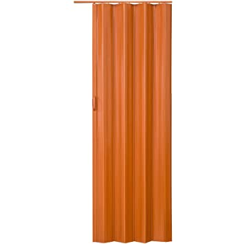 Amazon.com: TecTake PVC internal plastic folding door washable ...