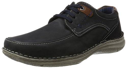 Josef Seibel Anvers 73, Zapatos de Cordones Derby para Hombre: Amazon.es: Zapatos y complementos