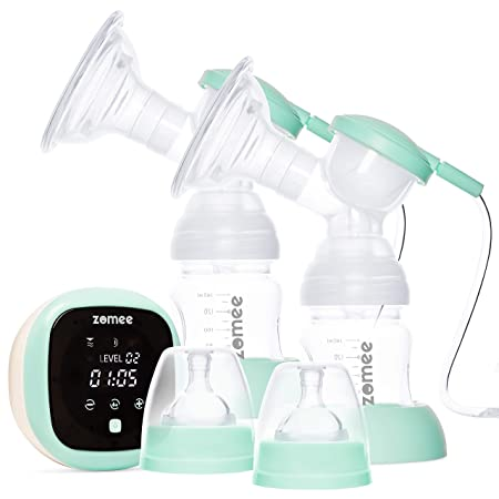 Amazon.com: Double Electric Breast Pump – Milk Flow ...