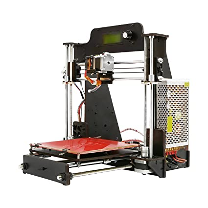 Geeetech Impresora 3D, kit de impresora 3D de escritorio Prusa I3 ...