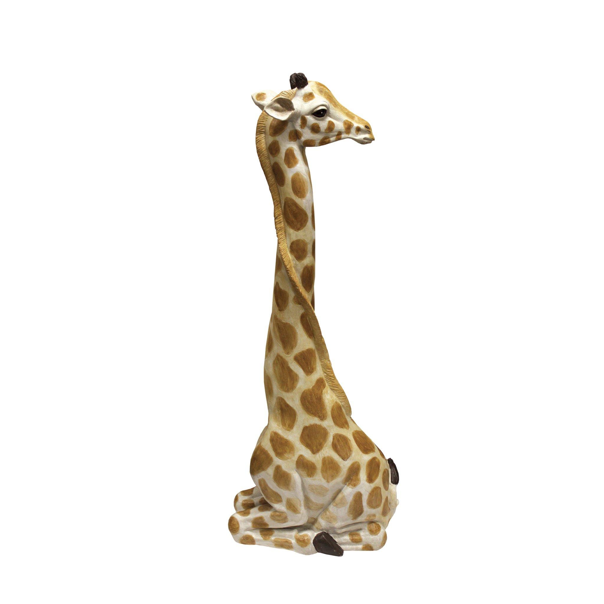 Design Toscano Gigi the Garden Giraffe Statue by Design Toscano