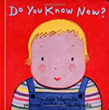 Do You Know New?, Jean Marzollo, 0694008702