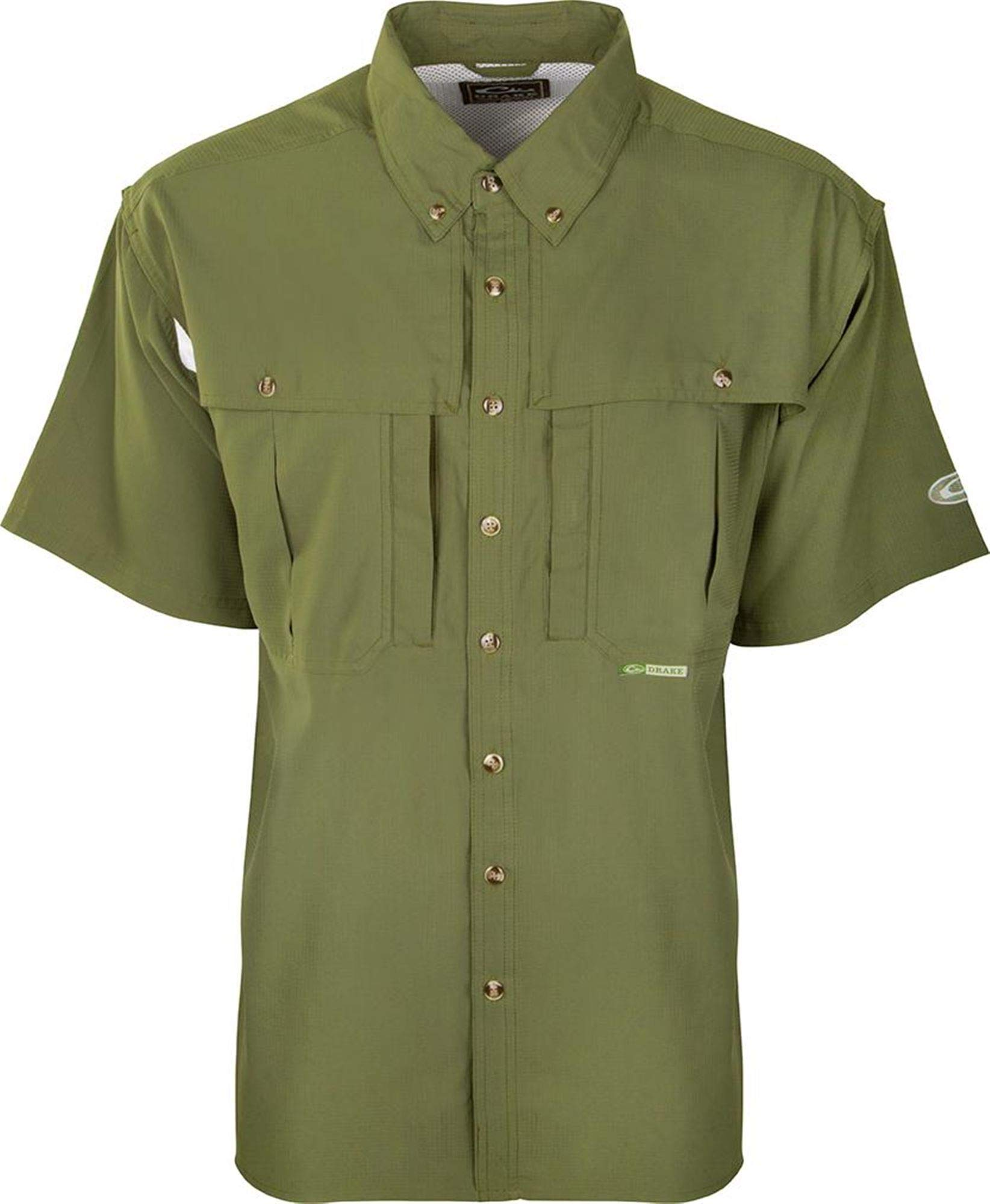 Drake Waterfowl Flyweight Wingshooter's Shirt S/S by Drake