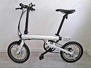 Bicicleta Pedelec Xiaomi Mi de QiCycle, weiß