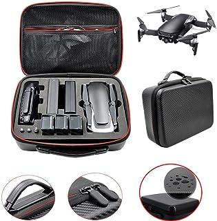 YUYOUG DJI Mavic Air custodia in pelle, portatile di EVA + copertura impermeabile per DJI Mavic Air Quadcopter di