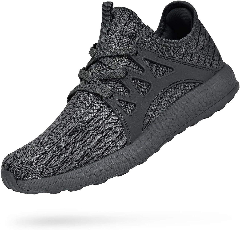 ZOCAVIA Men's Non Slip Work Shoes Ultra