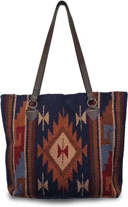 southwestern tote Kokopelli tote cloth tote back pack cross body bag fabric tote