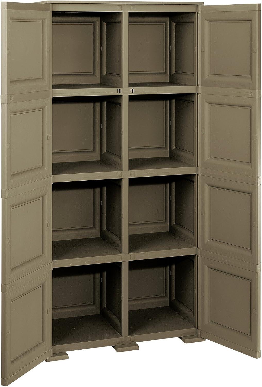 Tontarelli 8085553909 Omnimodus - Armario con 8 Compartimentos: Amazon.es: Hogar
