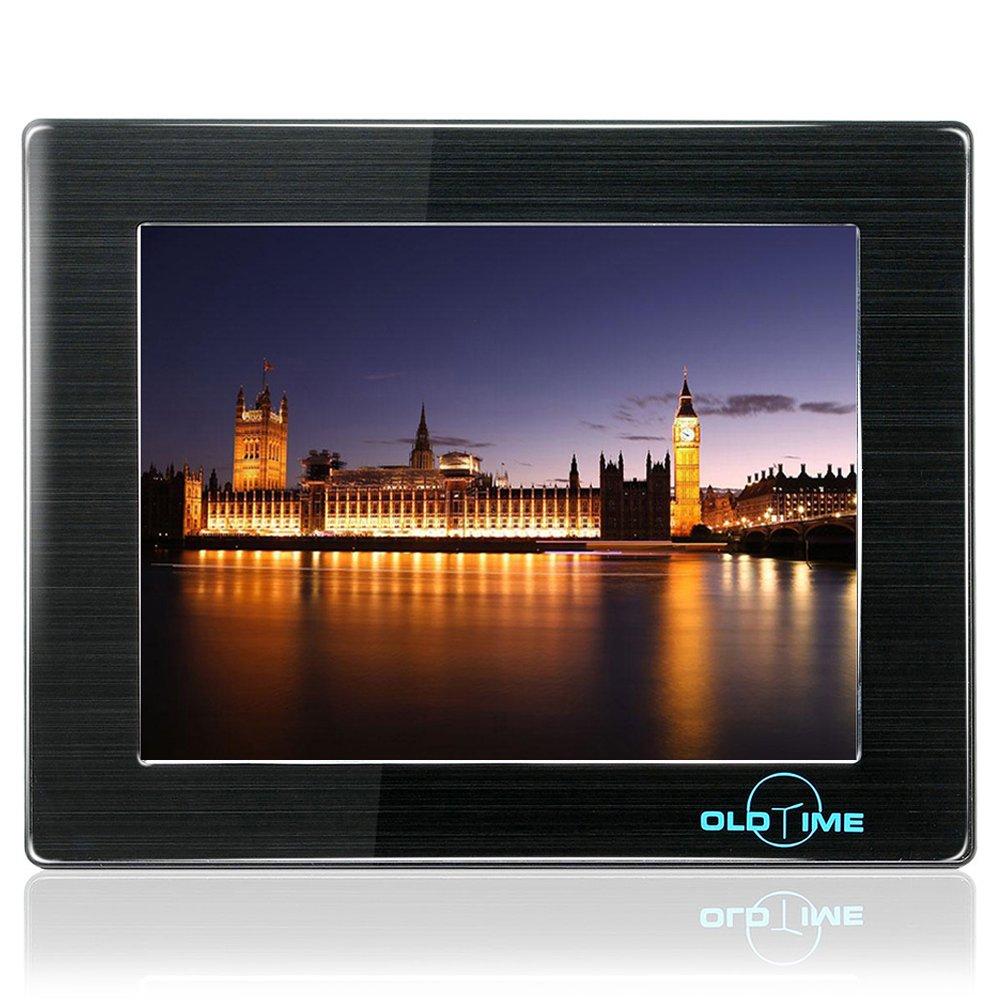 MYOLDTIME - 8 inch Hi-Res(IPS 1024x768) Digital Photo Frame